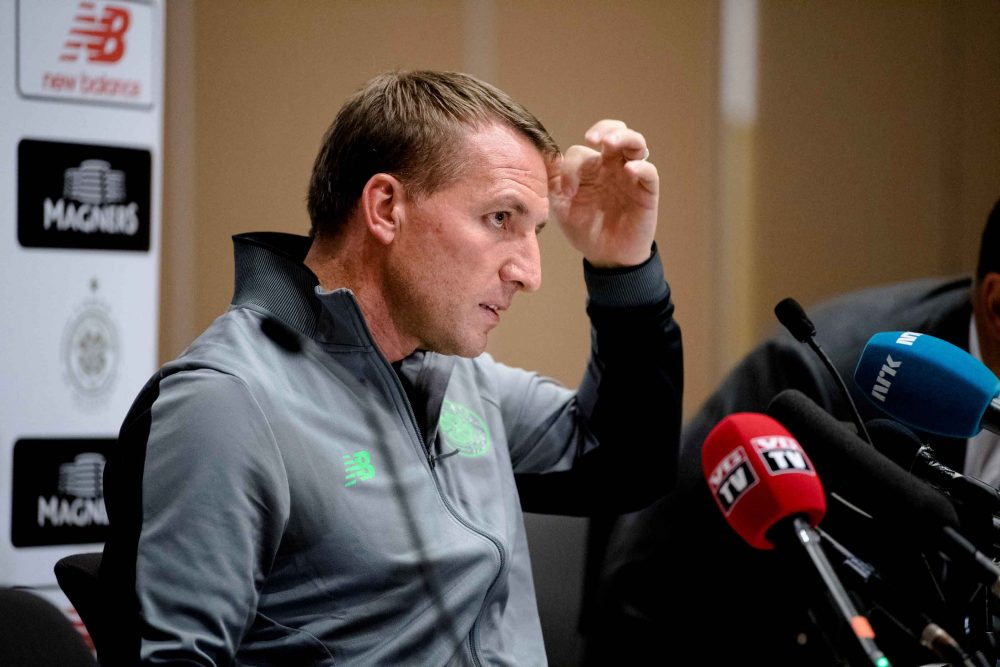 Rodgers admits sympathy towards Rangers