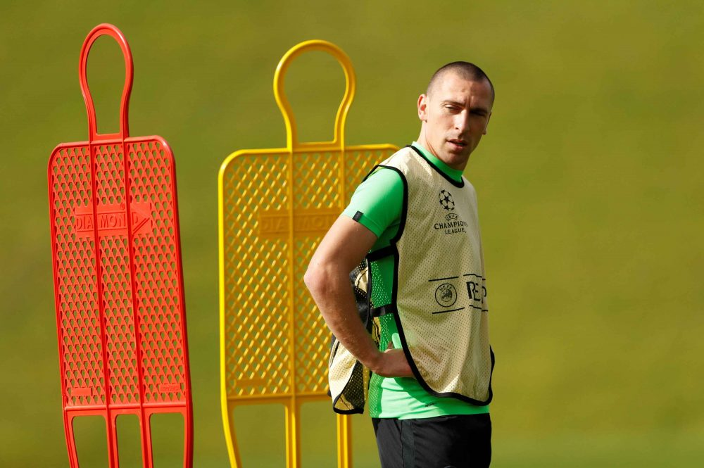 Celtic Given Injury Scare Ahead Of Europe League Clash Against Leipzig