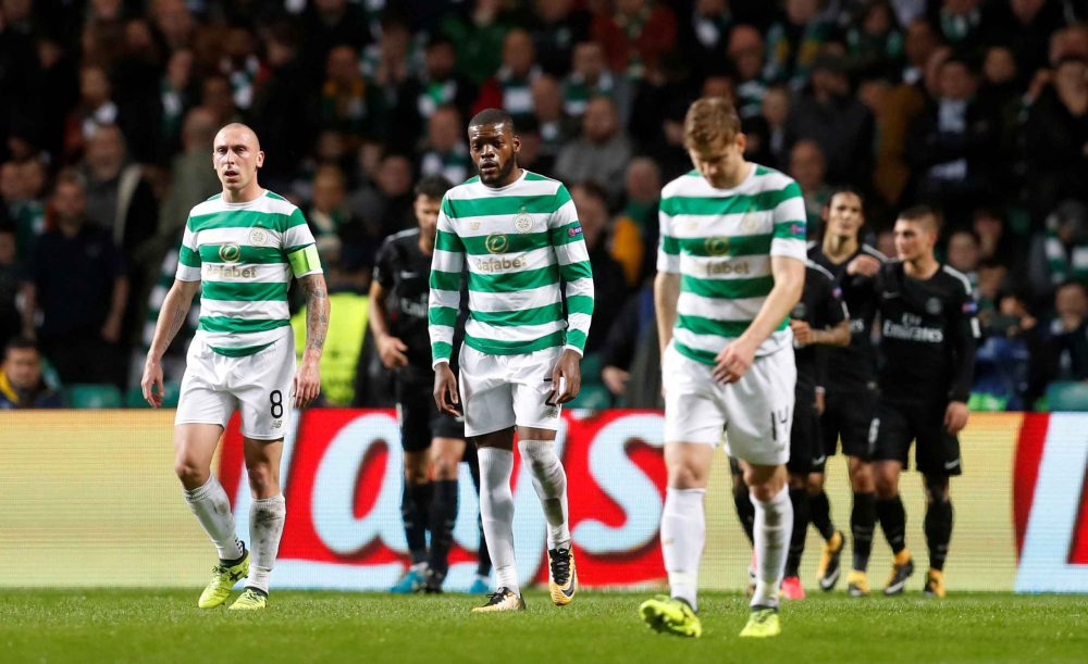 Celtic must hit the reset button, says Rodgers