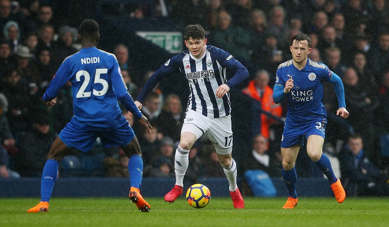 Celtic Vying With English Clubs In Loan Battle For West Brom Outcast