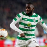 French Striker Odsonne Edouard