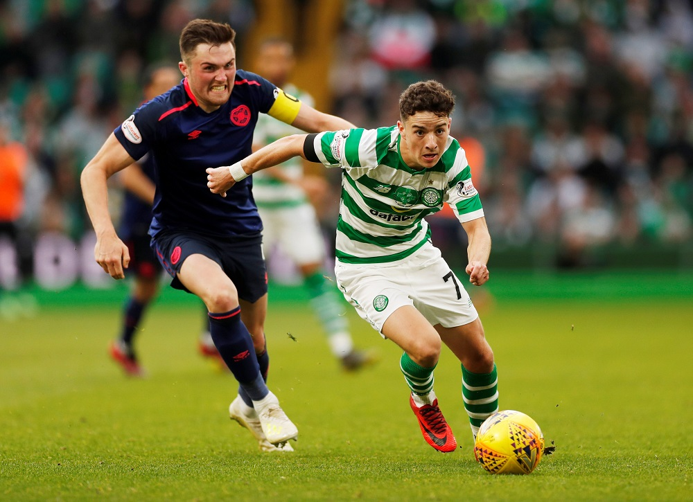 Celtic Ace Sets Return Date After Easing Fears Of Long Injury Layoff