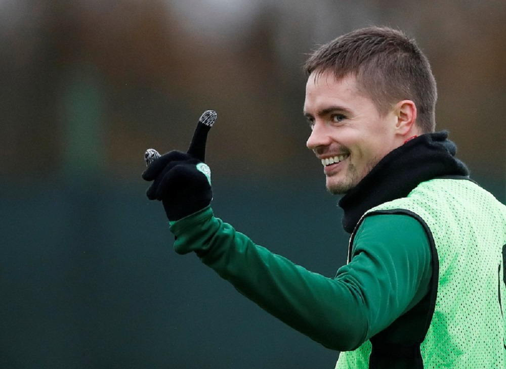 'Will Be Difficult To Find A Quality Replacement' 'Absolute Gem' Fans Pay Tribute As Celtic Star Hints At Potential Departure