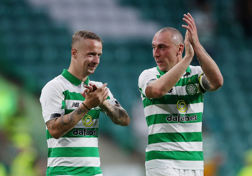 Watch And See Which Celtic Players Get Freaked Out As They Get A Halloween Scare At Training