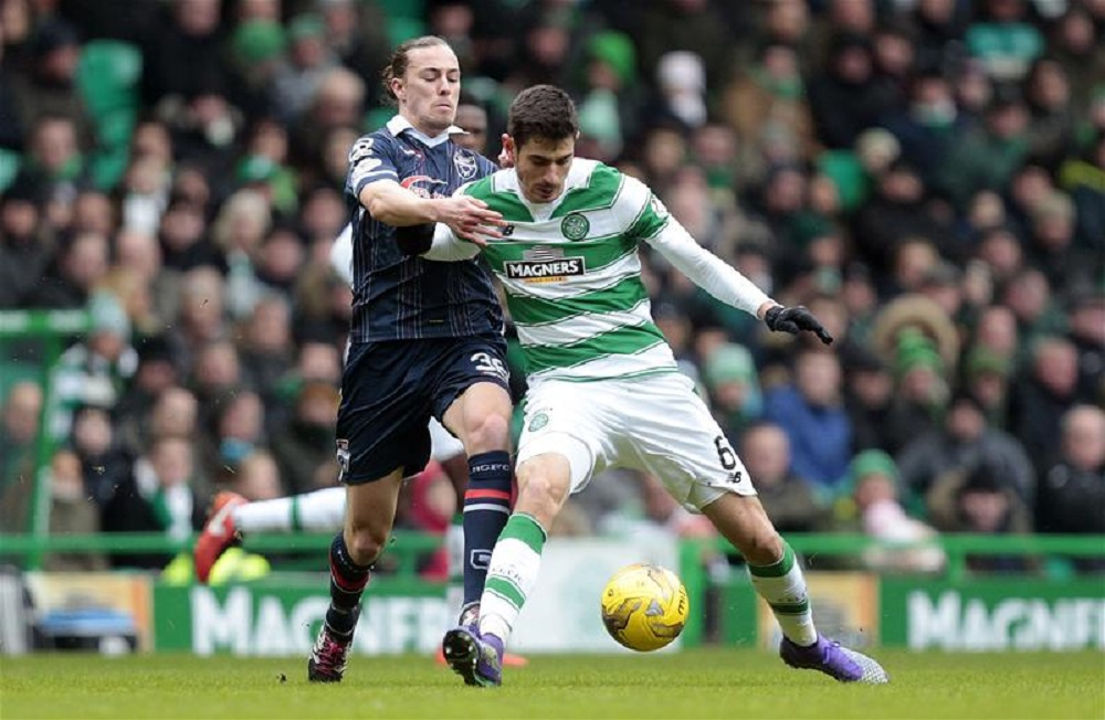 Celtic Handed Injury Boost As First Team Star Returns To Action For His Country