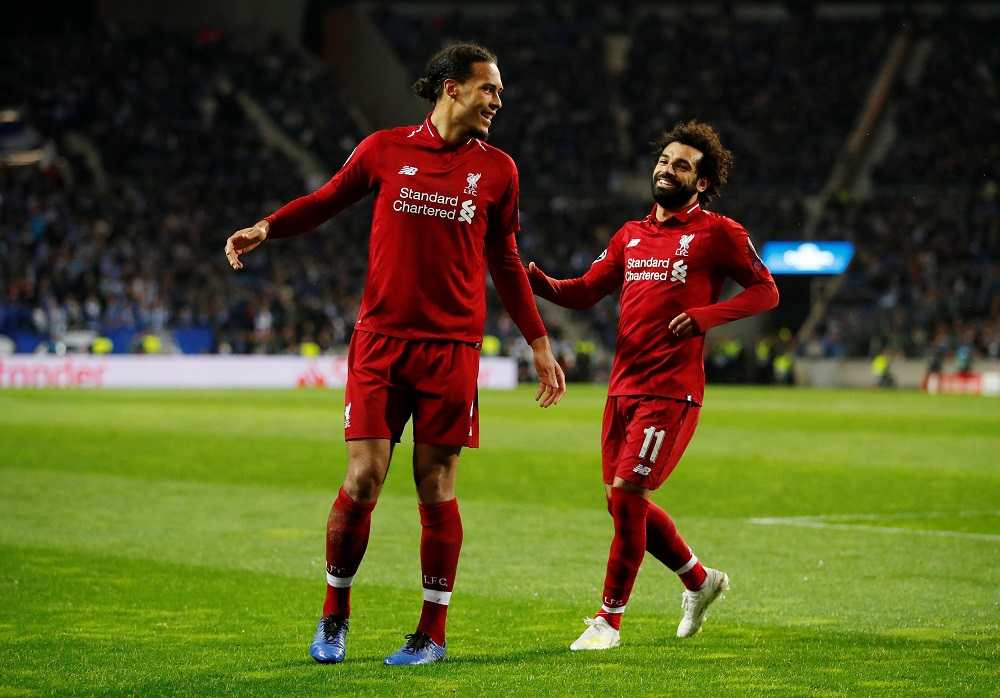 VIDEO: Scott Brown Pays Hilarious Tribute To Van Dijk As Liverpool Star Reflects On His Time At Celtic