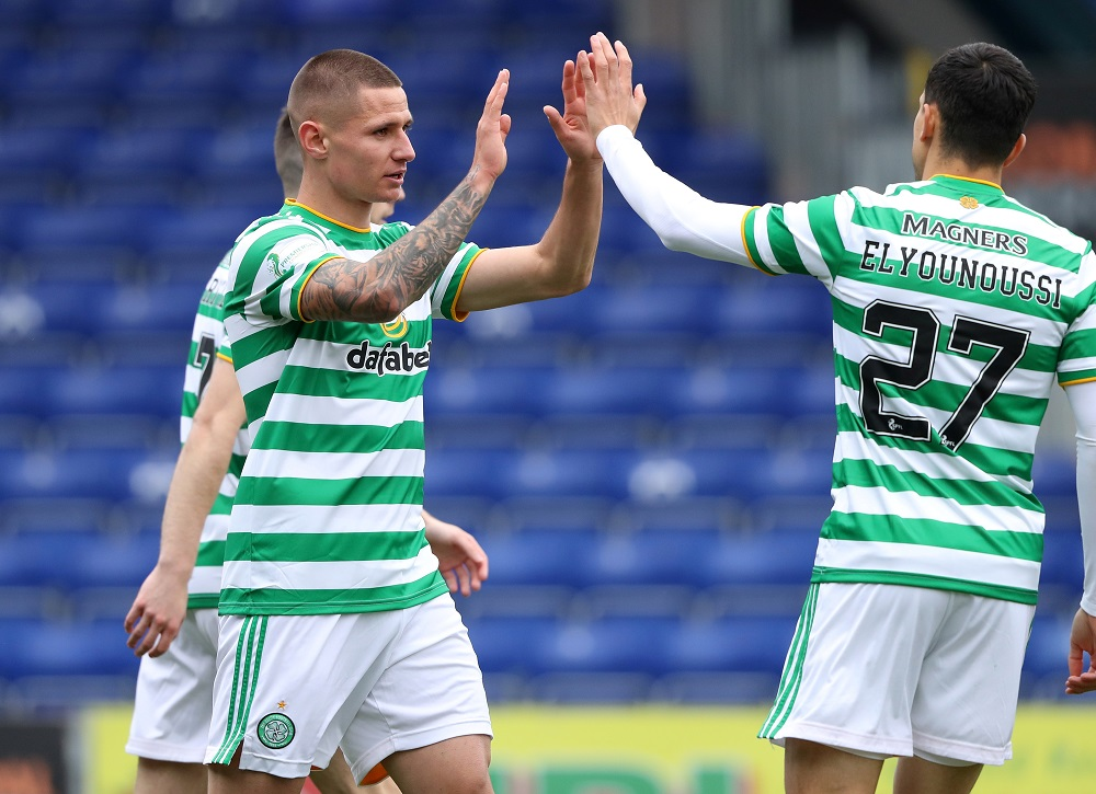 'A New Cult Hero In The Making' 'He Has A Striker's Instinct!' Fans Praise Celtic Ace After Cameo Display In Ross County Win