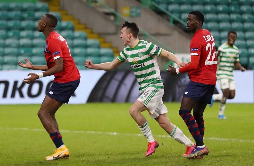 'We Are Ruining Him' 'Lennon Loves His Pals' Fans Scathing Of Celtic Manager's Treatment Of 21 Year Old Midfielder
