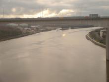 ノースイーストといえば川!ニューカッスルを流れるタイン川