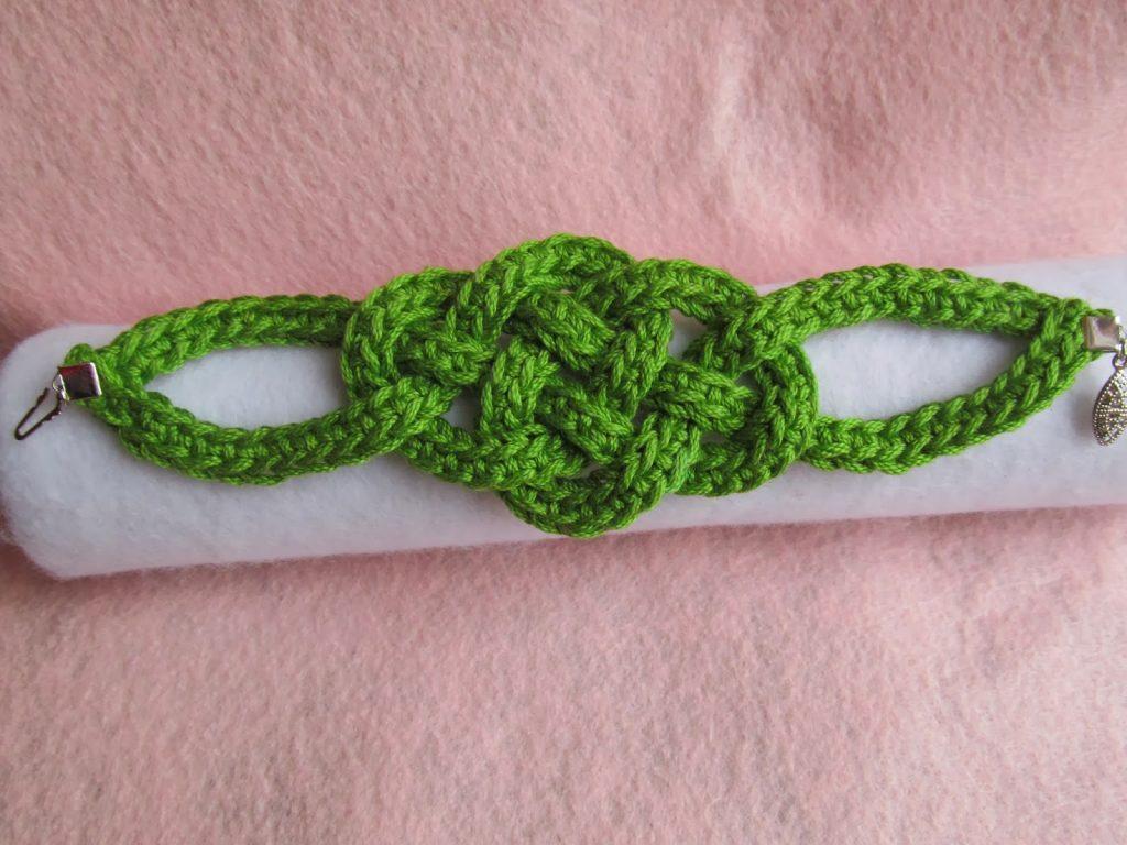 Crochetville Blog Tour Is Here Celtic Knot Crochet