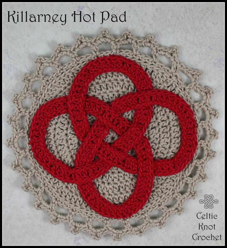 Free Patterns Celtic Knot Crochet