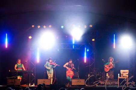 The Celtic Umbrella Ensemble Live