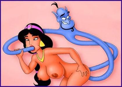 Aladin Plugged Up