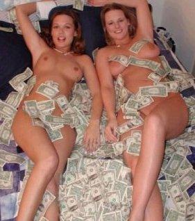 Sluts Want Money