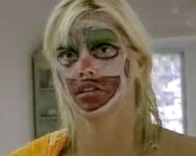 Anna Nicole Clown