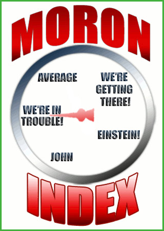 Moron Index