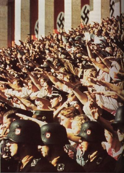hitler fans
