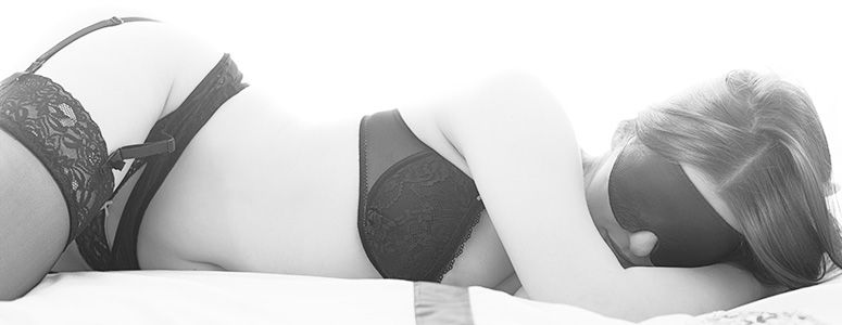 Boudoir sessions in Dundee