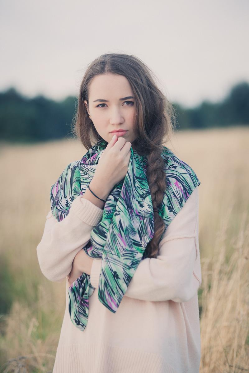 Hannah Joy Scott - Lookbook 2016