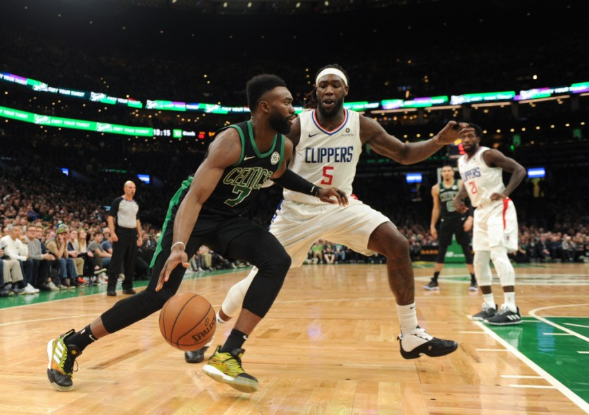 Los Angeles Clippers Celtics Wire