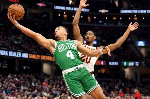 Celtics rookie Carsen  Edwards undeterred by first-year challenges