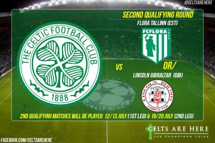 celtic discover champions league fate celtsarehere