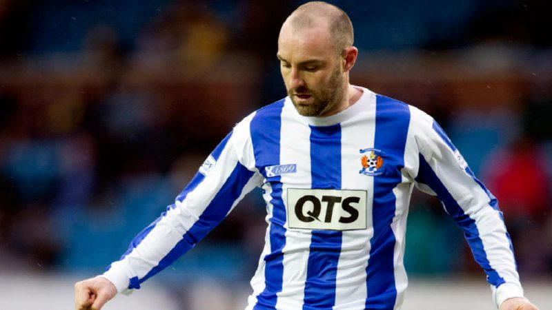The Hilarious Moment Celtic Fan Taunts Kris Boyd About 'Dressing Room Split'