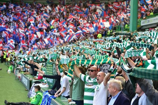 Sorry Celtic Fans But Gers Fans Have You Beat on One Thing!