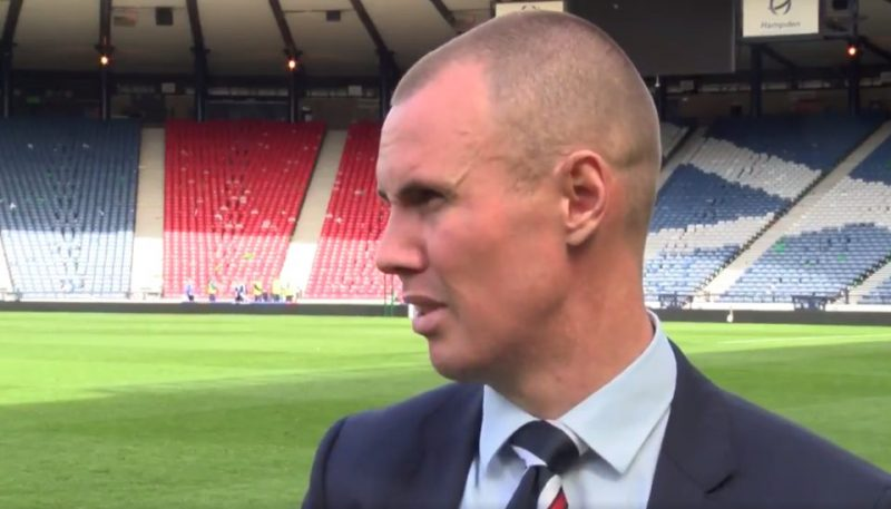 Kenny Miller Blasts Celtic Star for Behaviour