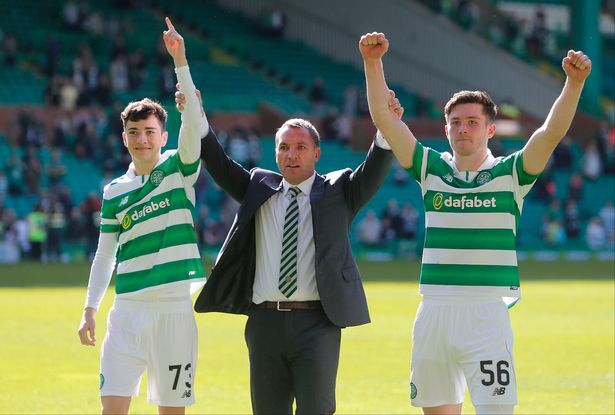 Touch of Class - Watch Celtic Super Kid Score Quality Chip