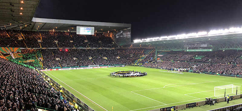 'Sorry, Wasn't Us' - Spanish Side Get Celtic Confused with Old Rangers