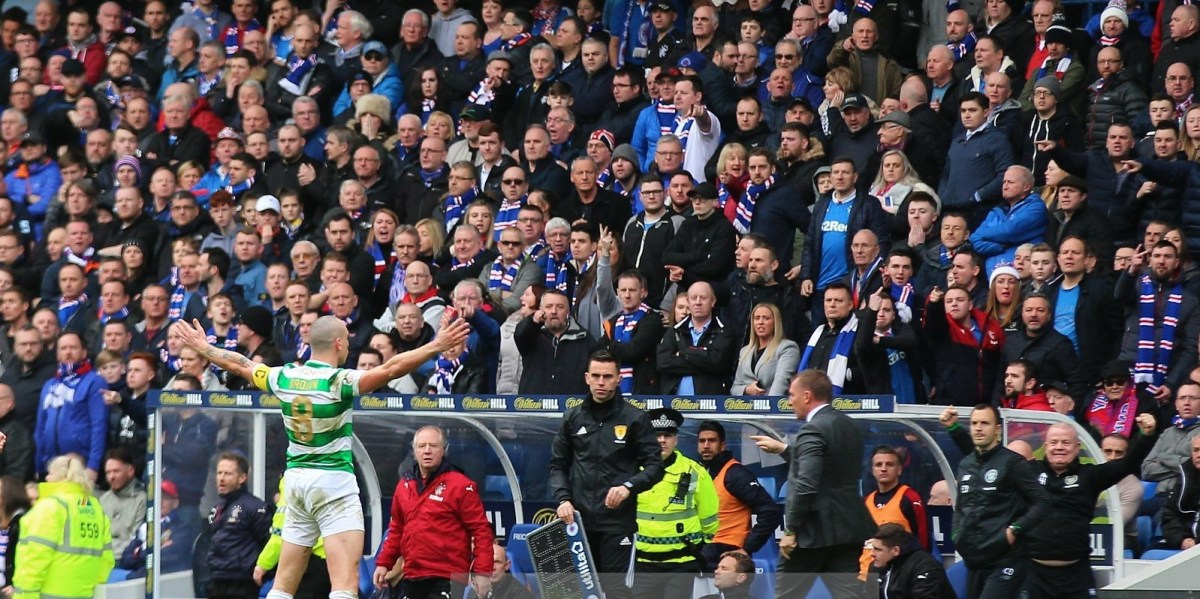 Brendan Rodgers Class Shone Through – Gers Fan Post Clip of Pivotal Derby Moment