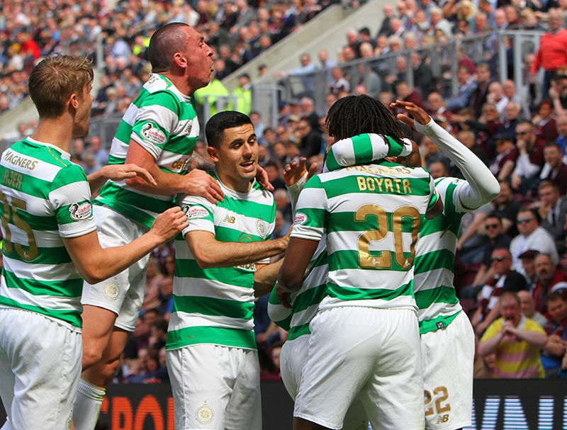 'Enjoy It While You Can' - Saints Chief Warns Celtic Fans