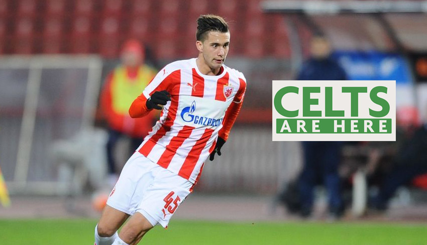 REPORTS: Celtic Join Race to Sign Highly Rated Serbian