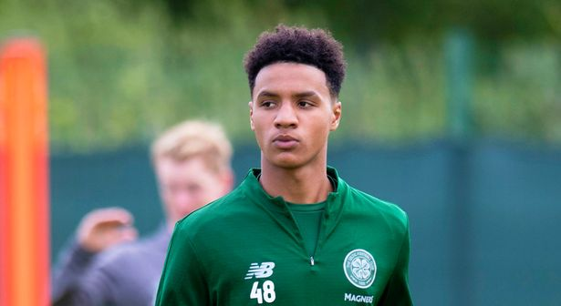 Hot Celtic Prospect Tweets his Debut Delight