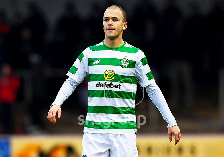 New Celtic Left Back, In The Hoops