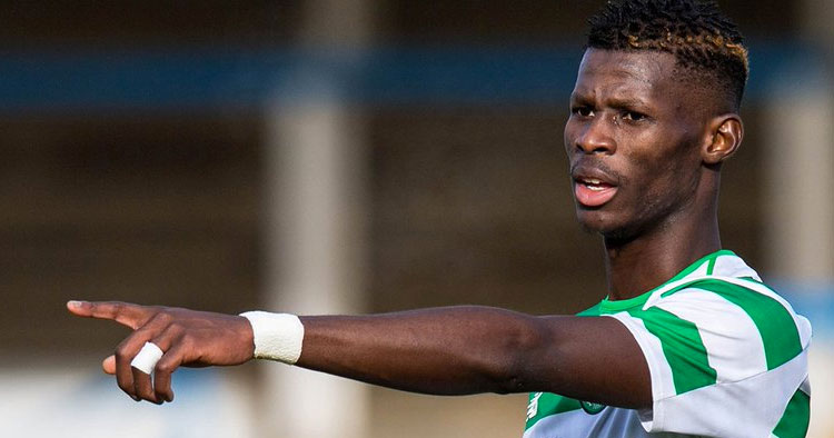 Vakoun Bayo's Twitter Warning for Celtic Fans