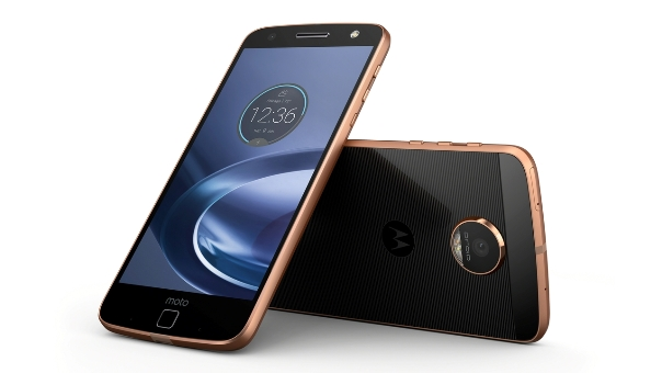 Motorola Moto Z. (Photo: Press Release)