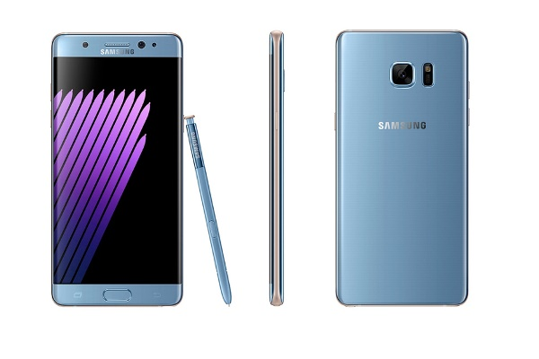 Samsung had to recall Galaxy Note 7 because of blasts. (Photo: Press Release)