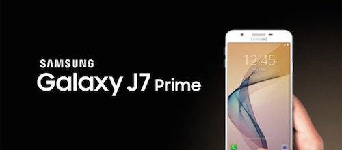 galaxy prime j7