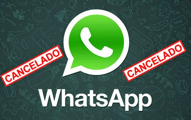 Whatsapp Vai sair do Ar