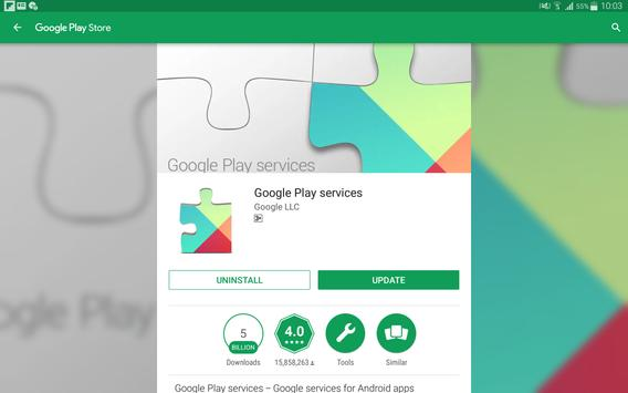 google play services funciona