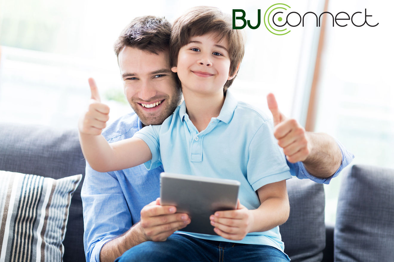 bj connect aplicativo