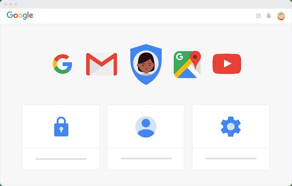 Recuperar conta do Google