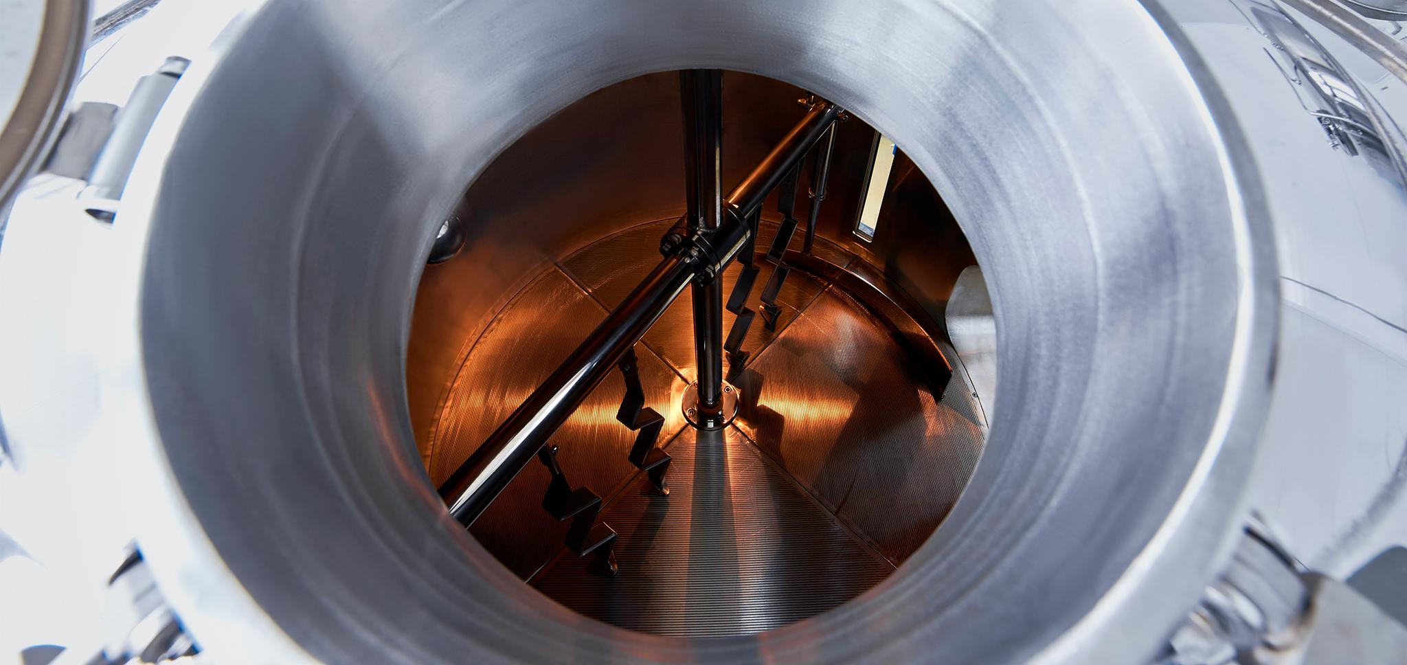 Agitador de acero inoxidable de CELVAS COSMETICS