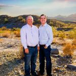 Families in RE: Father passes on skills, values to son