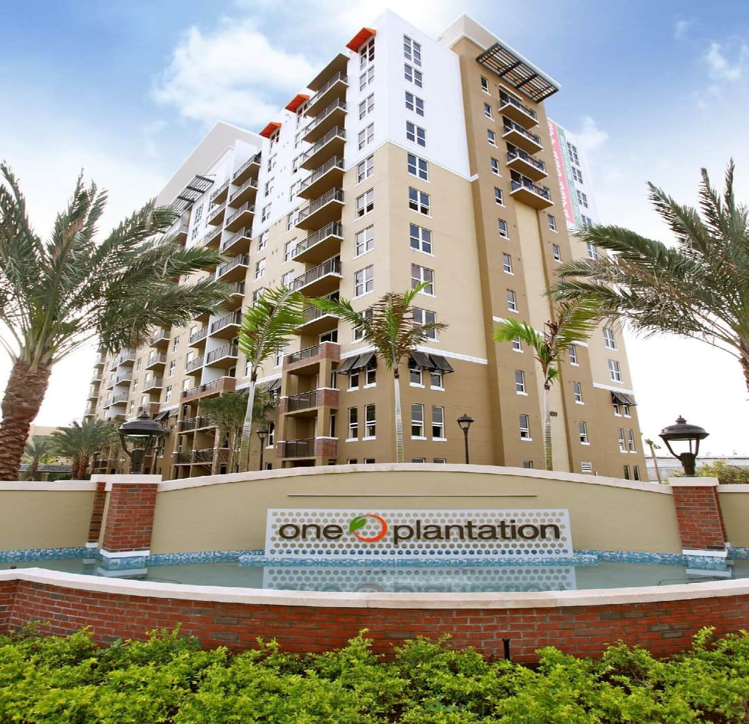 Plantation Apartments: One Plantation Apartments And Retail Center Awarded NAIOP