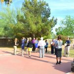 VALLEY PARTNERSHIP REVIEWS 4 SITES FOR 2015 COMMUNITY PROJECT