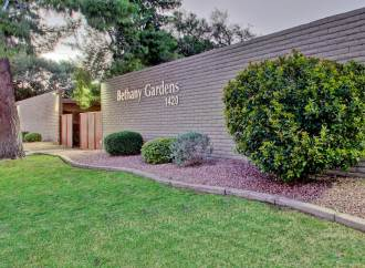 CBRE Multifamily Investment Group Completes $3.2 Million Sale of Bethany Gardens in North Central Phoenix