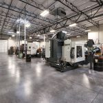 LGE Design Build Completes 15,000-SF Aerospace Manufacturing Machine Shop in Phoenix for Woman-Owned Business